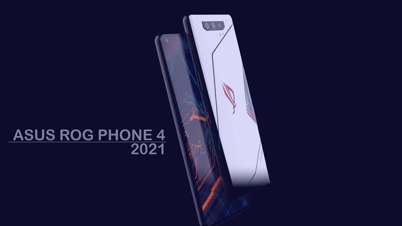 Smartphone chuyên dụng cho game thủ ASUS ROG Phone 4 sẽ có pin dung lượng lên tới 6.000mAh, sạc nhanh 65W