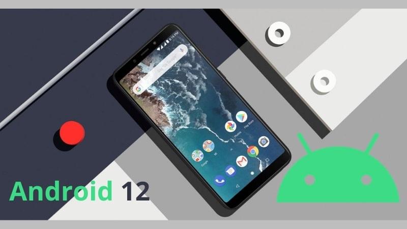 Ảnh minh họa Android 12