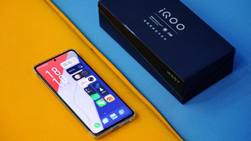 IQOO 7 5G vừa mới ra mắt