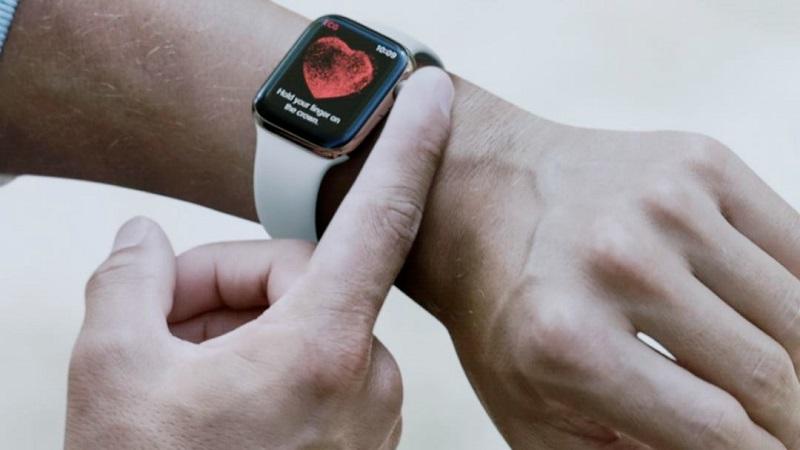 Apple Watch có thể giúp phát hiện Covid-19 ít nhất một tuần trước khi các triệu chứng xuất hiện