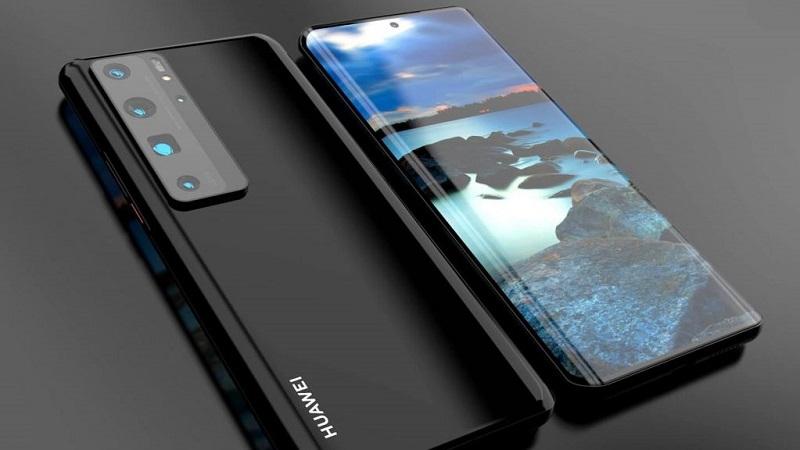 Render Huawei P50