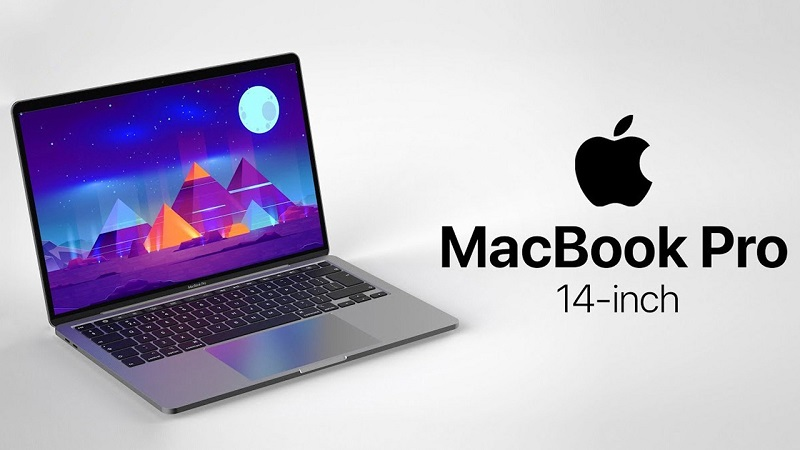 MacBook Pro với thiết kế mới, đi kèm nhiều cổng hơn, có cả MagSafe, không còn Touch Bar sẽ ra mắt vào quý 3/2021