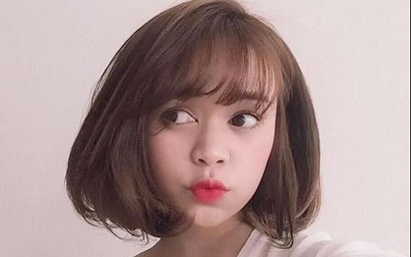 14 kiểu tóc ngắn uốn cụp chữ C đẹp 'ngất ngây' nhất năm 2021