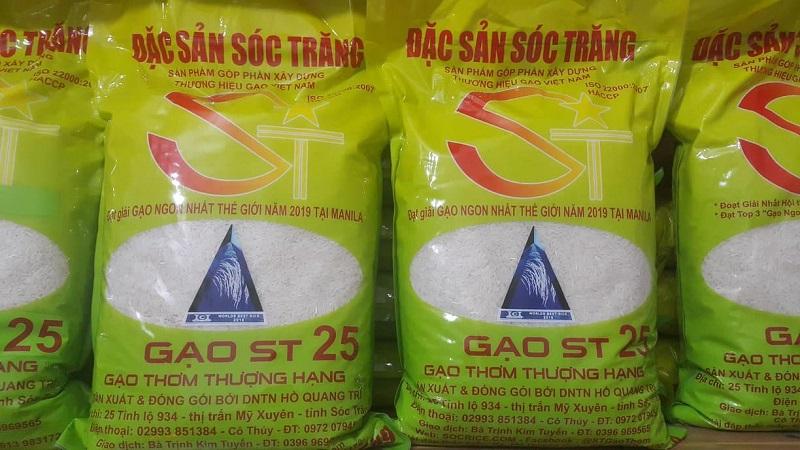 Công ty Cổ phần gạo sạch Gia Bảo