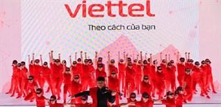 Viettel bất ngờ đổi sang giao diện mới và đổi cả slogan quen thuộc