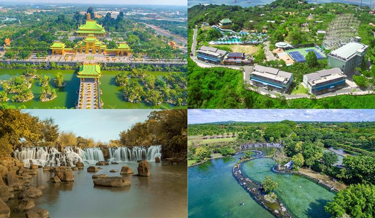 15 địa điểm vui chơi gần Sài Gòn, giúp bạn xã stress sau khi hết giãn cách