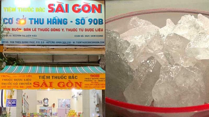 Tiệm Thuốc Bắc Sài Gòn