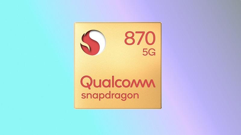 Qualcomm chính thức ra mắt chip Snapdragon 870 5G, một nâng cấp từ Snapdragon 865 với tốc độ xung nhịp lên tới 3.2GHz