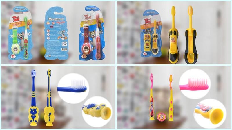 Thương hiệu Oral Clean