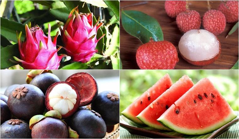 Những loại trái cây thuần Việt, chị em thoải mái mua không lo mua phải hàng Trung Quốc