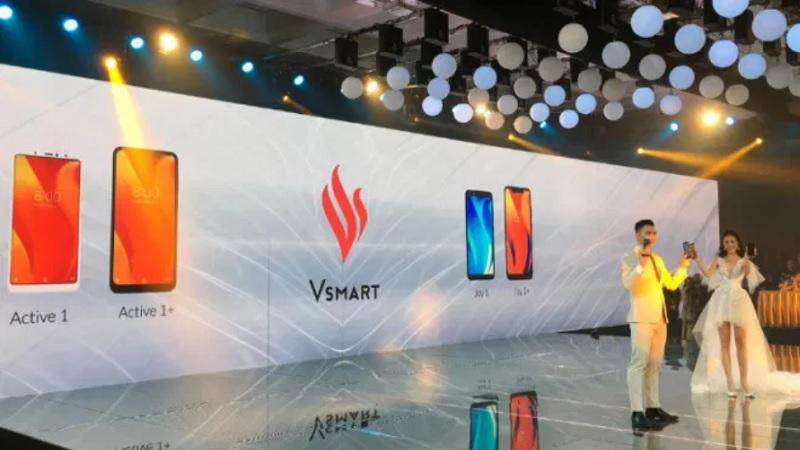 VinGroup có ý định mua lại mảng kinh doanh smartphone của LG tại Mỹ