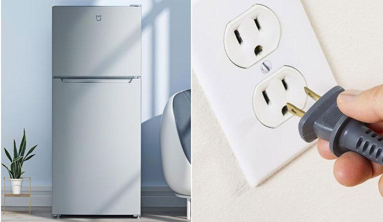Có cần rút điện tủ lạnh khi về quê ăn Tết không?