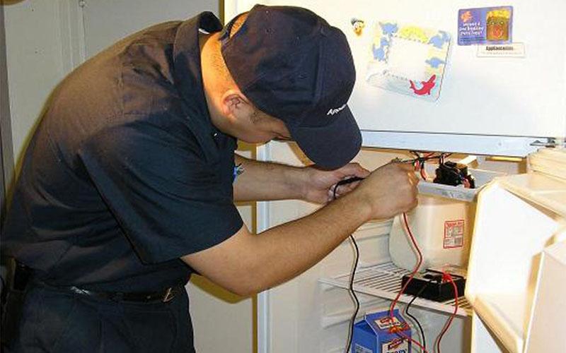 Rút điện tủ lạnh có thể làm hư hỏng linh kiện bên trong