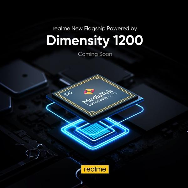 Realme X9 Pro sẽ là một trong những chiếc smartphone đầu tiên được trang bị chip Dimensity 1200