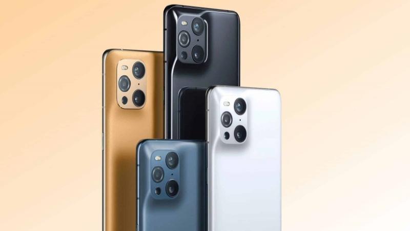 OPPO Find X3 Pro có thiết kế camera sau độc đáo