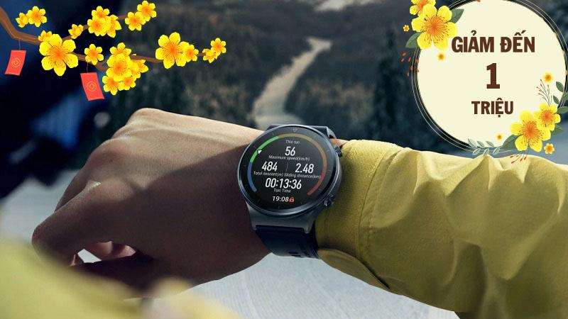 smartwatch Huawei giảm giá