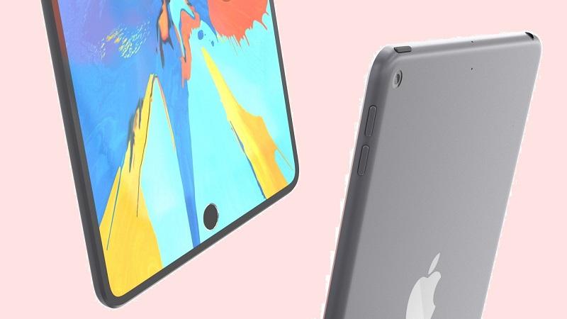 Render iPad mini 6