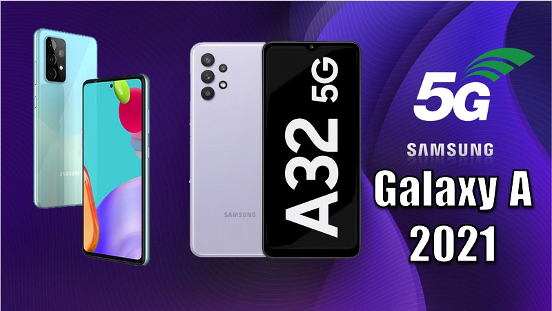 Galaxy A 2021 5G