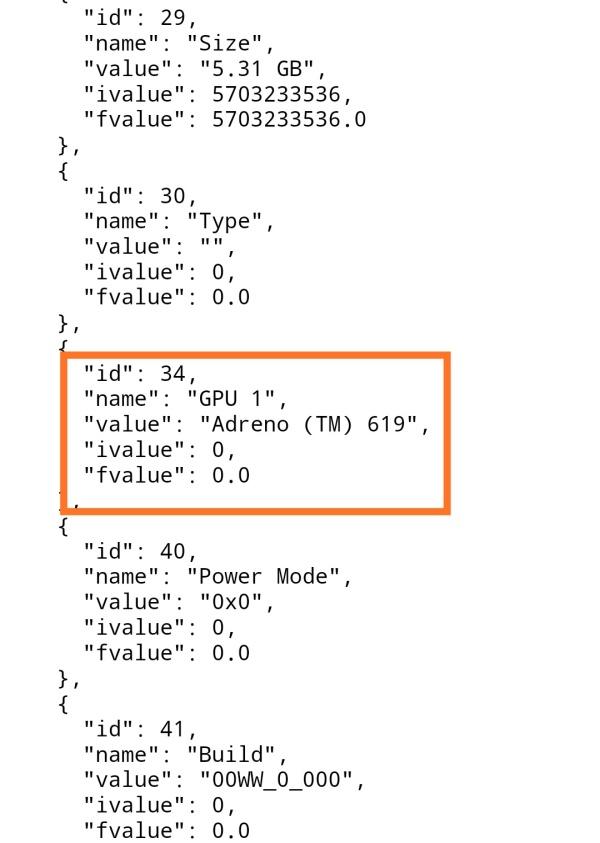Nokia Quicksilver dùng GPU Adreno 619