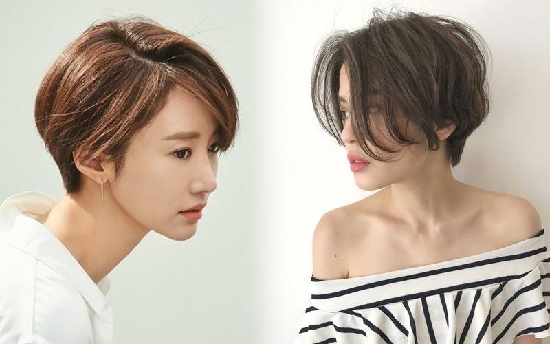 Kiểu tóc mang lại cho bạn sự cá tính, vẻ hiện đại vô cùng