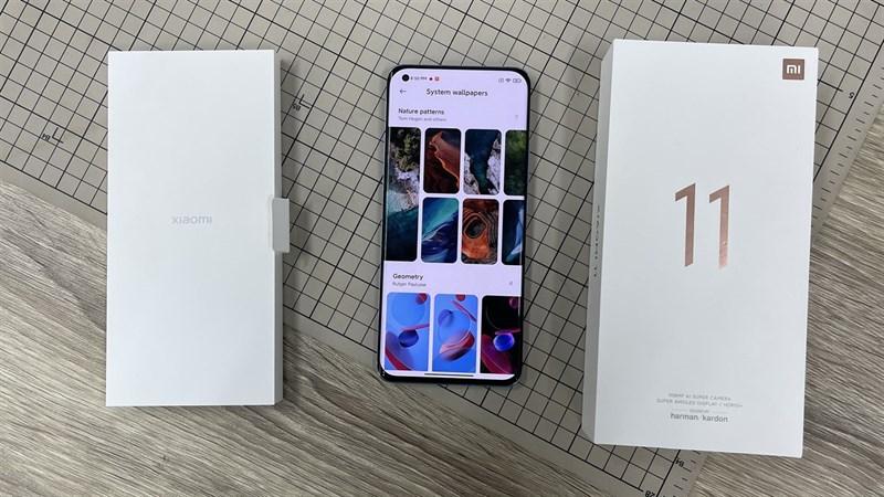 Đây là doanh số ấn tượng của Xiaomi Mi 11 chỉ trong 21 ngày, bạn có đang chờ mua siêu phẩm chạy Snapdragon 888 đầu tiên này không?
