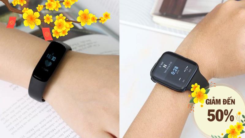 Đồng hồ thông minh cũ giảm giá