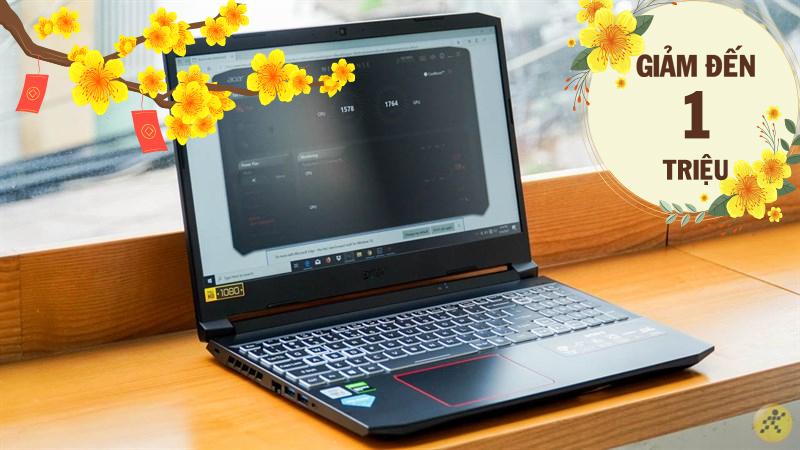 laptop Acer Gaming Nitro