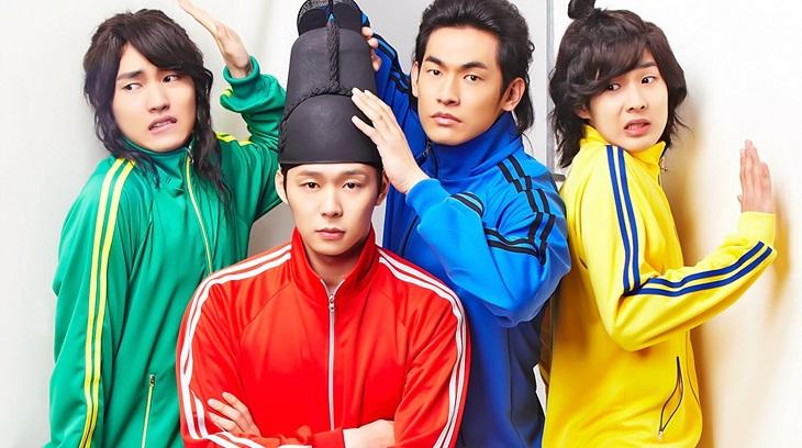 hoàng tử gác mái phim Hàn Quốc hay nhất về tình yêu