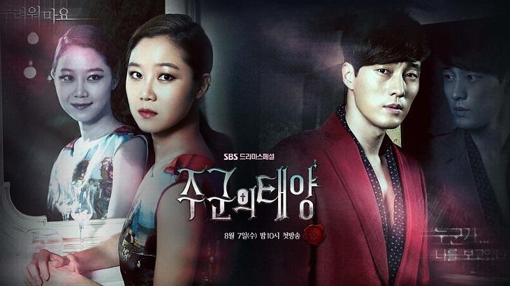 phim Hàn Quốc hay nhất về tình yêu mặt trời quân tử
