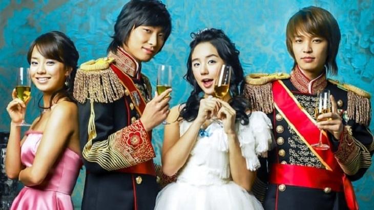 phim Hàn Quốc hay nhất về tình yêu được làm hoàng hậu