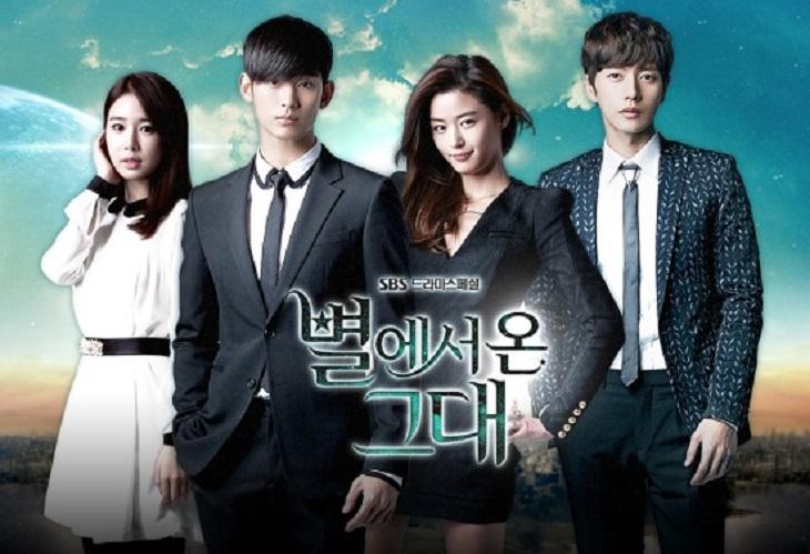 vì sao đưa anh tới phim Hàn Quốc hay nhất về tình yêu