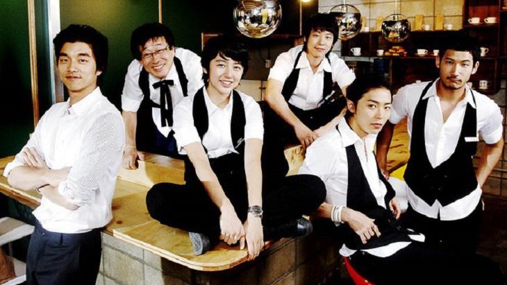 phim Hàn Quốc hay nhất về tình yêu tiệm cà phê hoàng tử