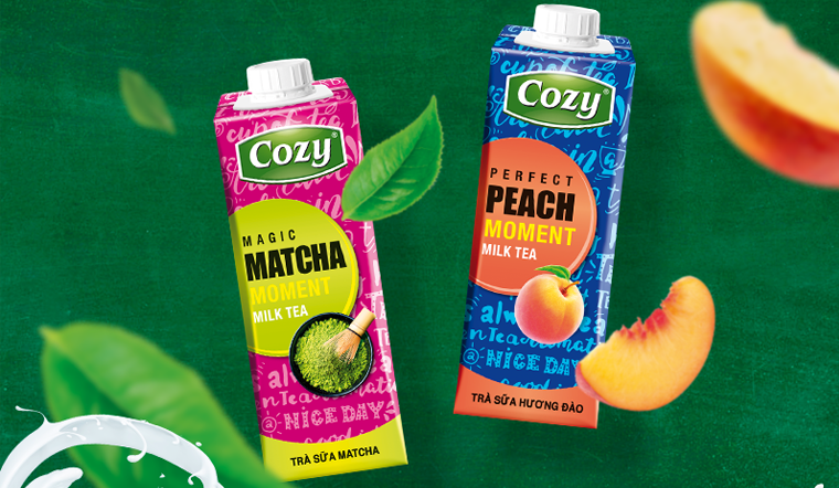 Trà sữa Cozy có gì ngon? Có những hương vị nào?
