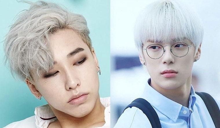 7 kiểu tóc nhuộm màu bạch kim cho nam 'chất lừ' đáng thử nhất năm 2021