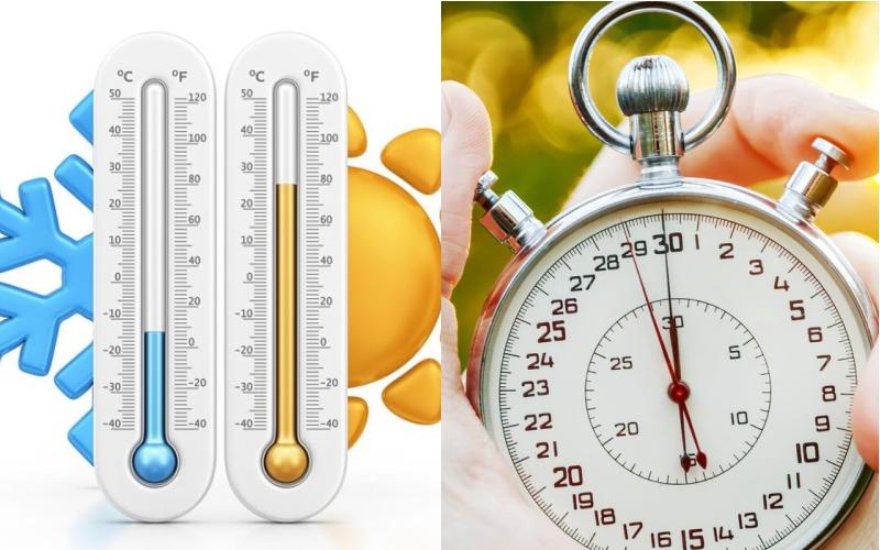 Không nên sử dụng nhiệt nóng quá 20 phút