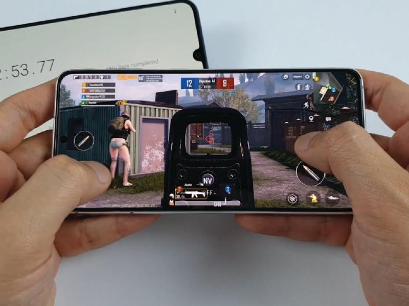 Liệu kết quả test game trên Galaxy S21 5G có như mong đợi.