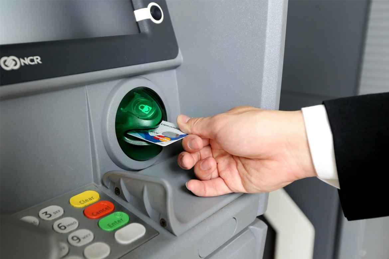 Kiểm tra tại cây ATM