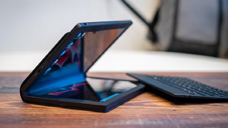 Windows 10X đáng lẽ phải xuất hiện khi chiếc Lenovo ThinkPad X1 Fold ra mắt.