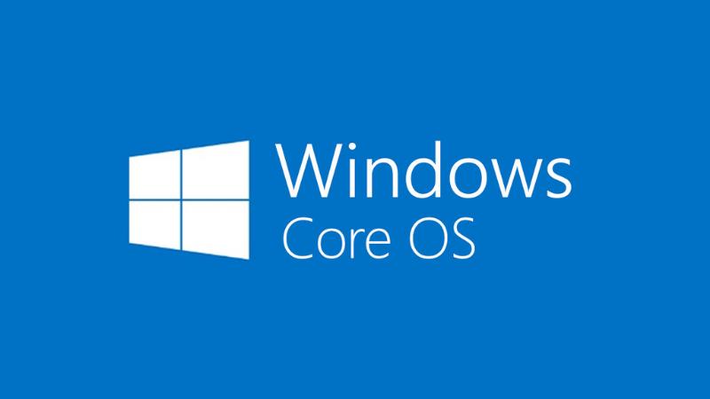 Windows Core OS chính là nền tảng sau này của Windows 10X.
