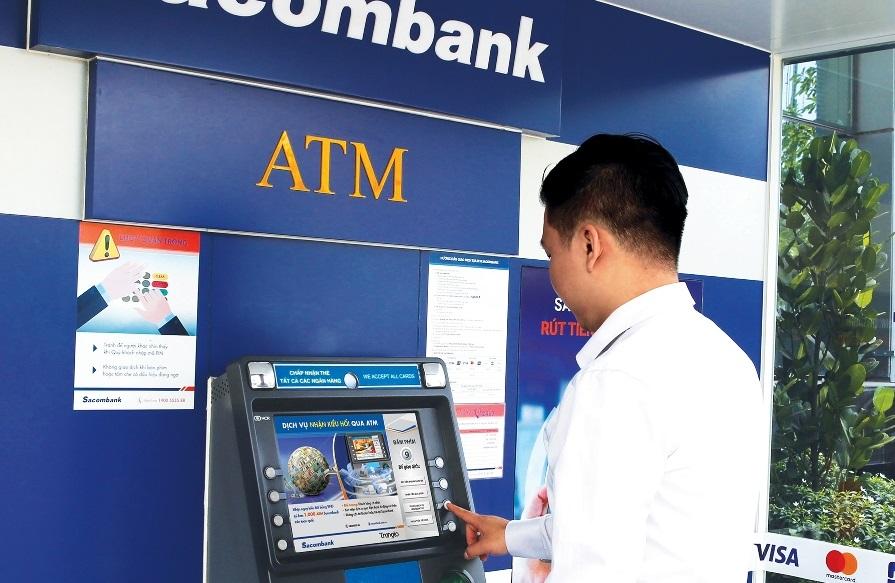 ATM Sacombank
