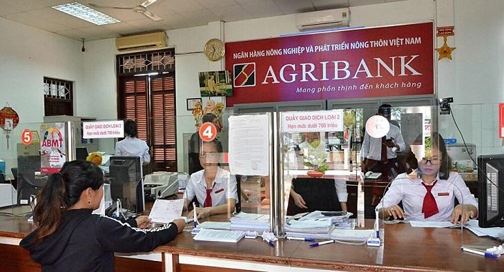 Xem số tài khoản tại phòng giao dịch Agribank