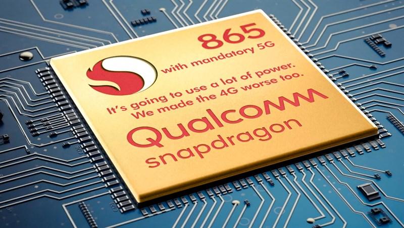 Snapdragon 865 được trang bị trên Sony Xperia Pro