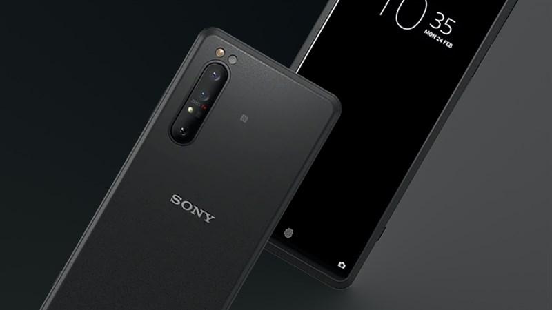 Sony Xperia Pro được trang bị pin 4.000 mAh