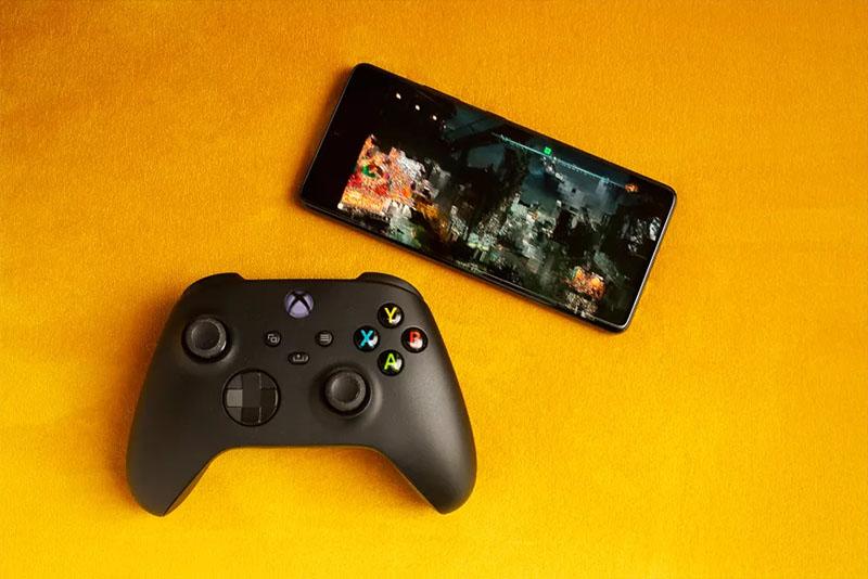 Galaxy S21 Ultra battle game