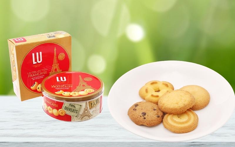 Bánh quy bơ LU