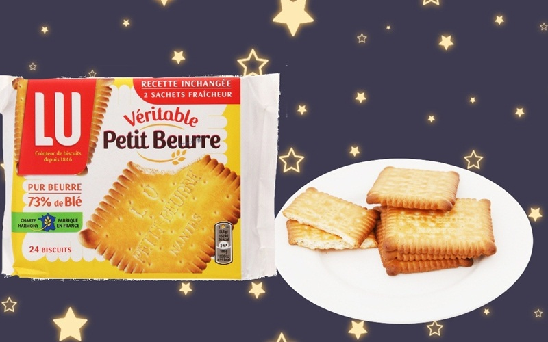 Bánh LU Véritable Petit Beurre