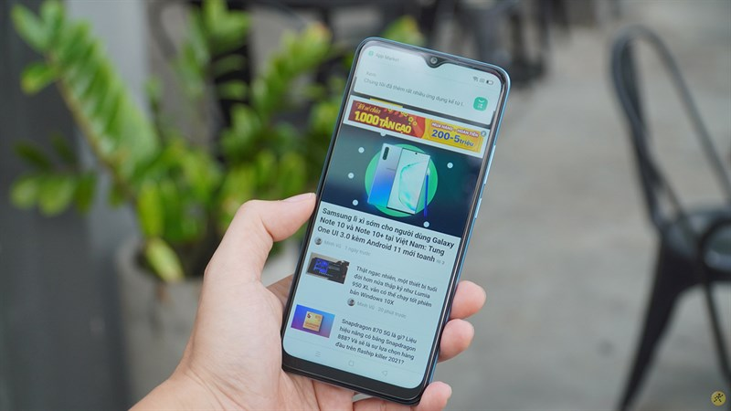 OPPO A15s is equipped with Helio P35 chip