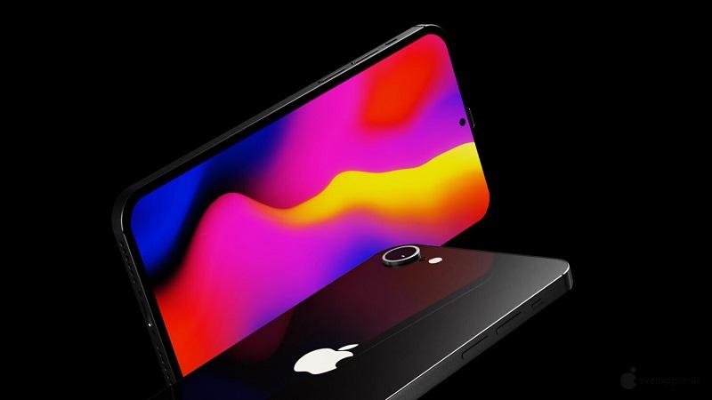 Concept iPhone SE 2021 vừa được chia sẻ