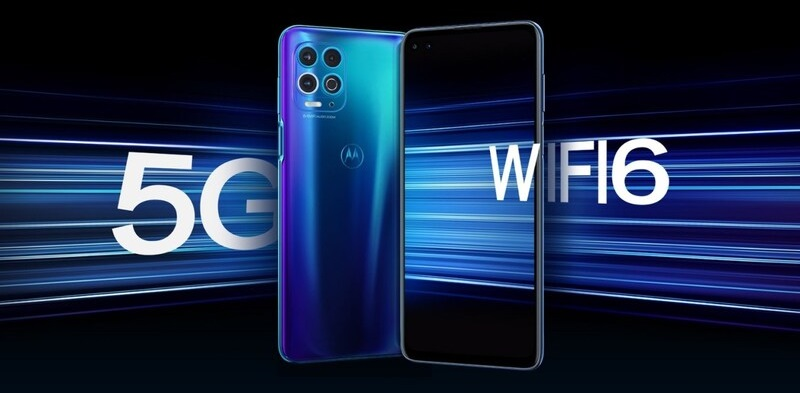 Along with that is the modern wireless connection technology on Motorola EDGE S