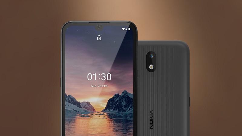 Nokia 1.4 vừa đạt chứng nhận ở Thái Lan, giá chỉ 2.62 triệu